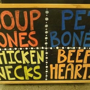Where to Buy Bones for Broth