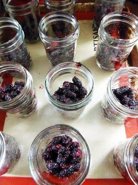 Divide the Berries Between the Jars