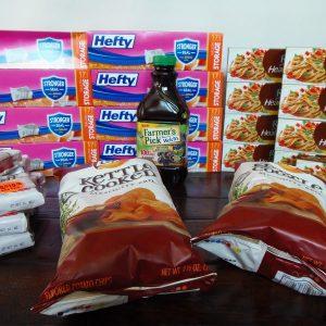 My $.32 Grocery Trip