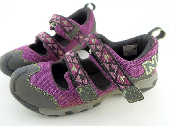 New Balance Mary Jane Sneakers
