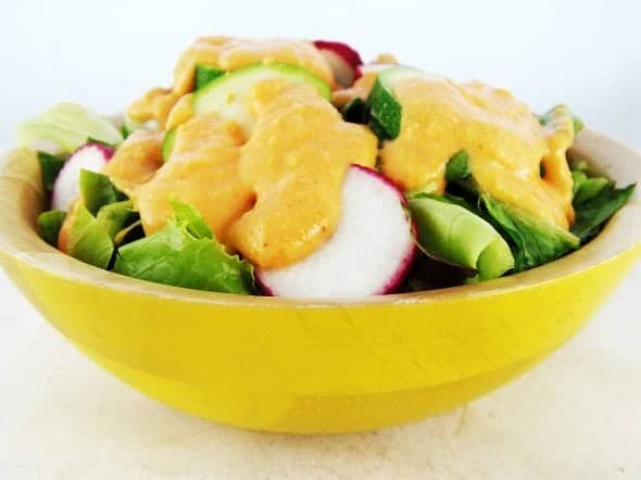 Pimento Cheese Salad Dressing
