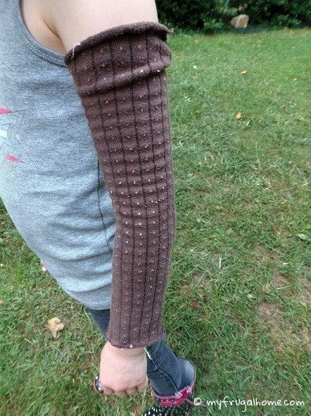 Blackberry Picking Sleeves
