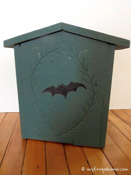 Blue Bat House