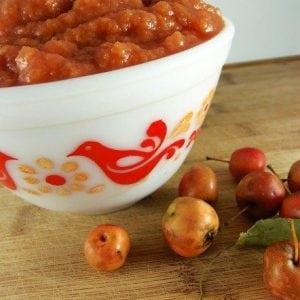 Crabapple Sauce Recipe