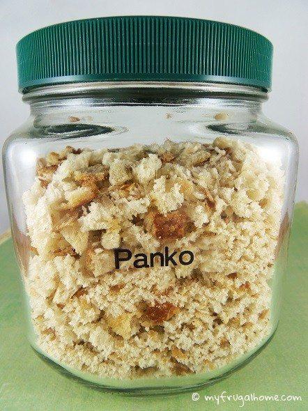 How to Make Panko Bread Crumbs