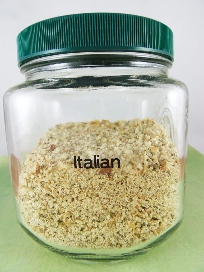 Homemade Italian Bread Crumbs