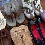 Size 4 Yard Sale Shoes