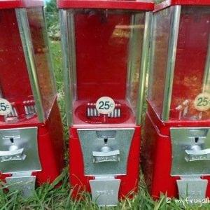 Curb Find: Vending Machines