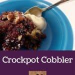 Crockpot Cobbler