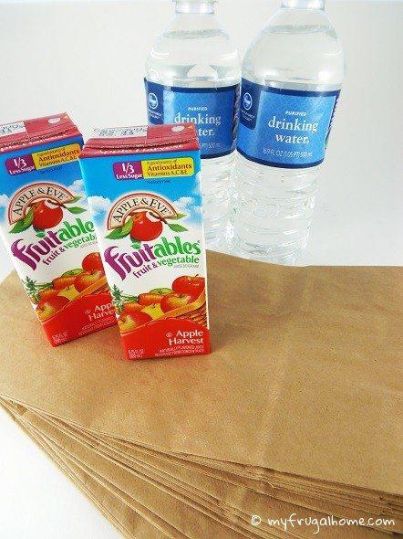 Lunch Supplies