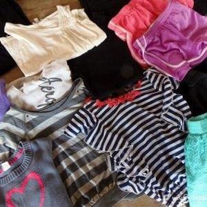 $2 Clothing Bag