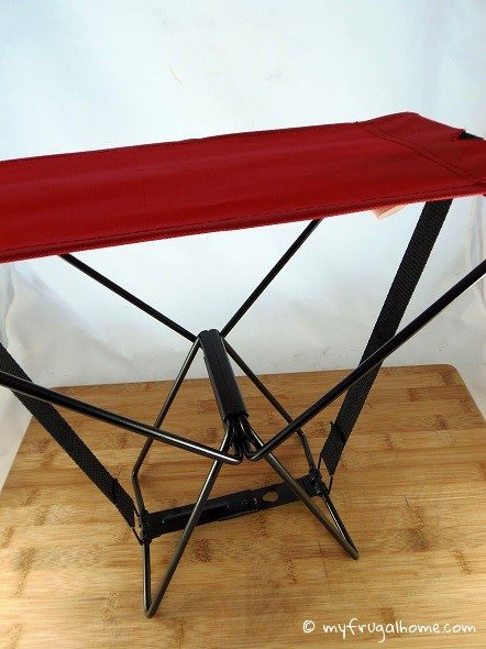 Fold-Up Camp Stool