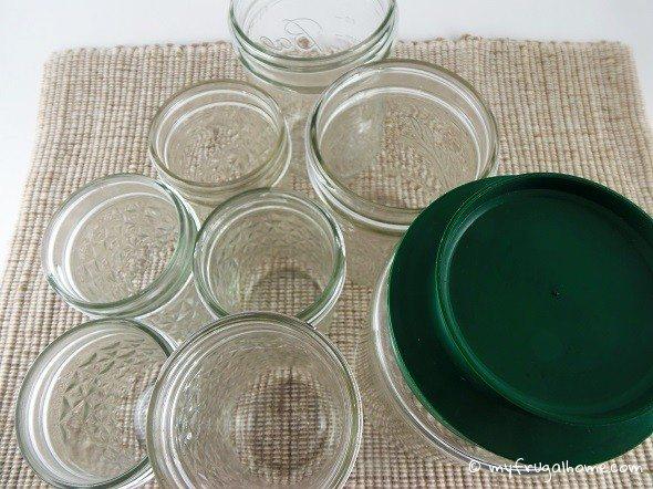Freezer Jars