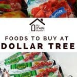 Foods to Buy at Dollar Tree