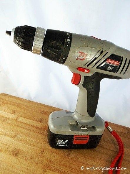 Craftsman Cordless Drill