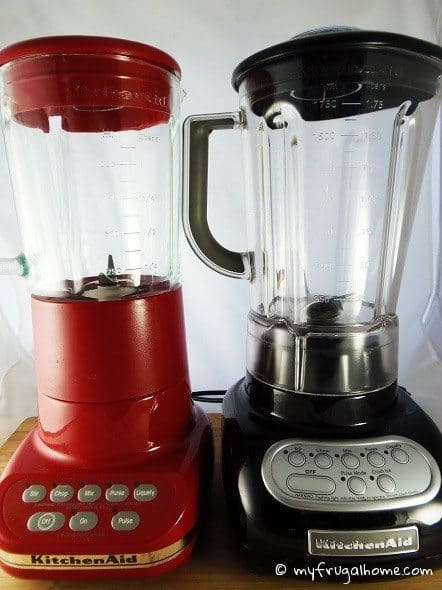 Kitchen Aid Blenders