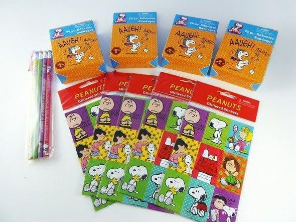 Peanuts Merchandise