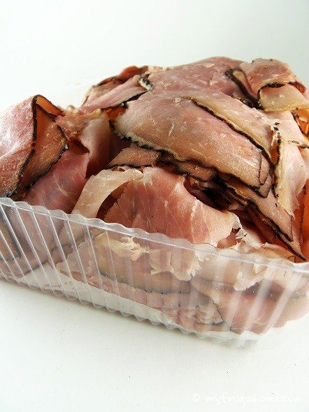 Reduced-Price Ham
