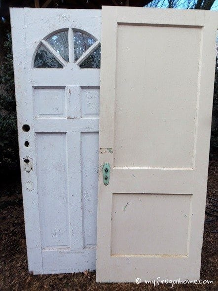Curb Shopped Doors