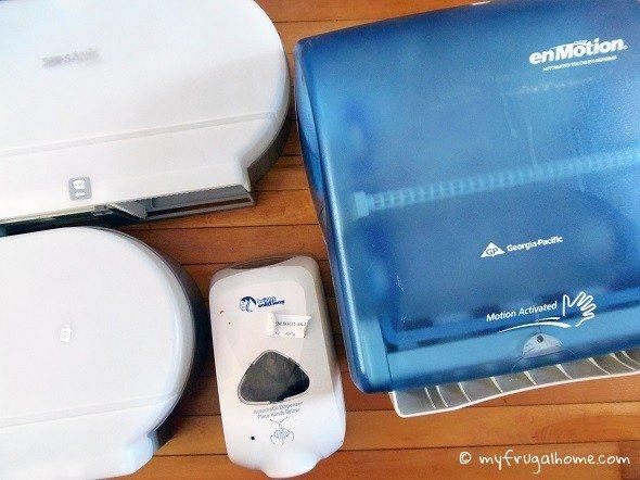 Commercial Bathroom Equipment