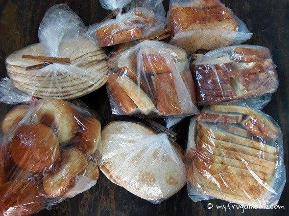 Free Bread Haul