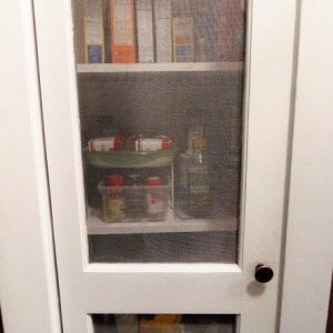 My Newly Reorganized Pantry