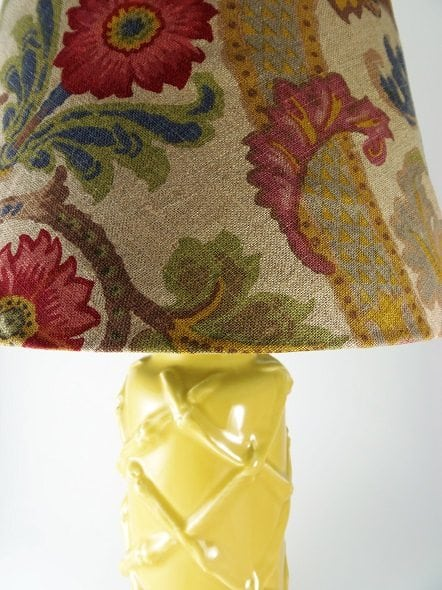 How to Recover a Lampshade