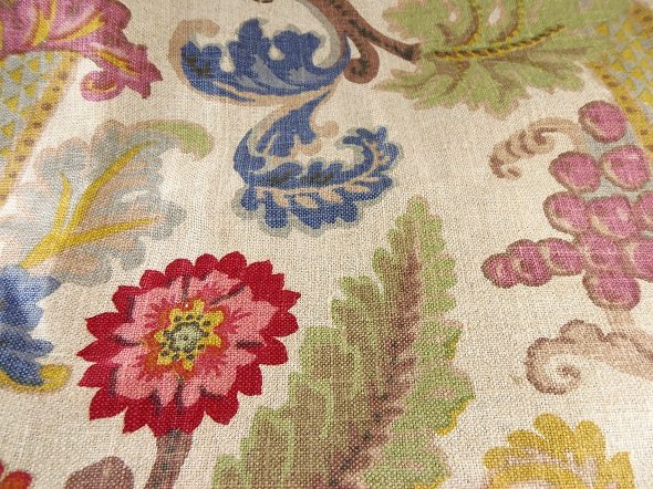 Vintage Bark Cloth