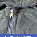How to Redye Fleece