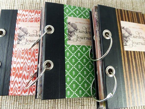 Reader's Digest Garden Journals
