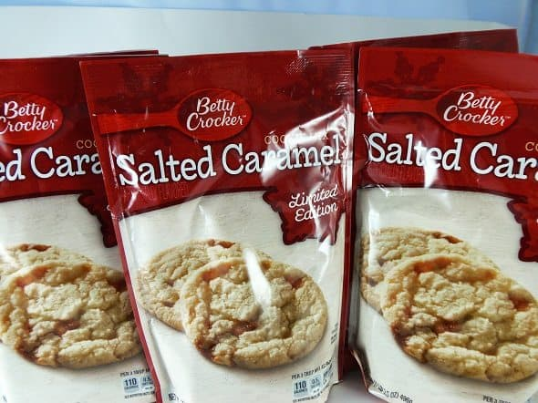 Salted Caramel Cookie Mix