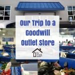Goodwill Outlet Store