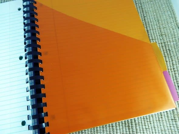 Notebook Dividers