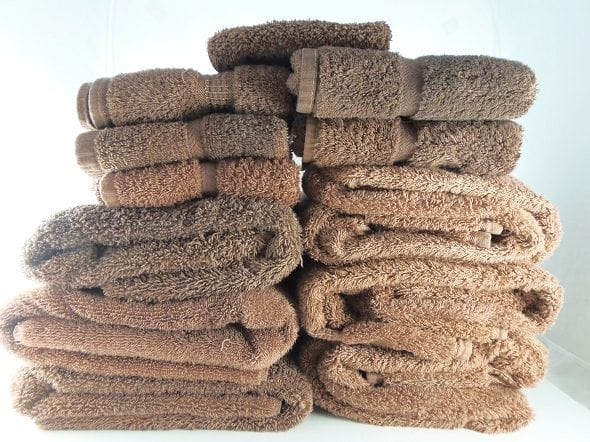 How to Revive Old Towels