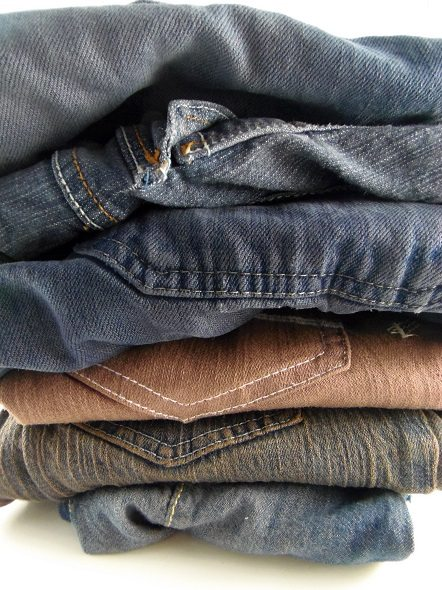 How to Redye Jeans