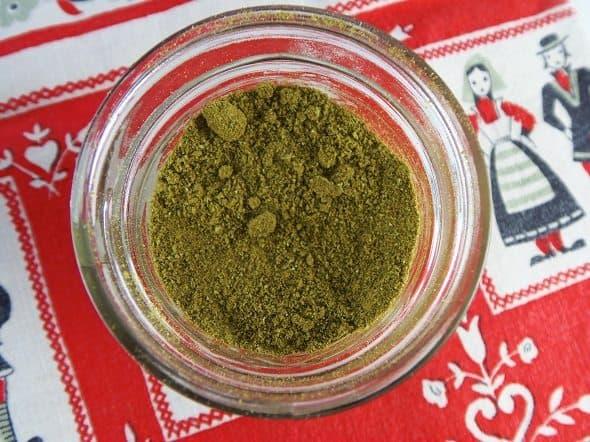 Hot Pepper Powder