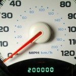 200,000 Mile Odometer