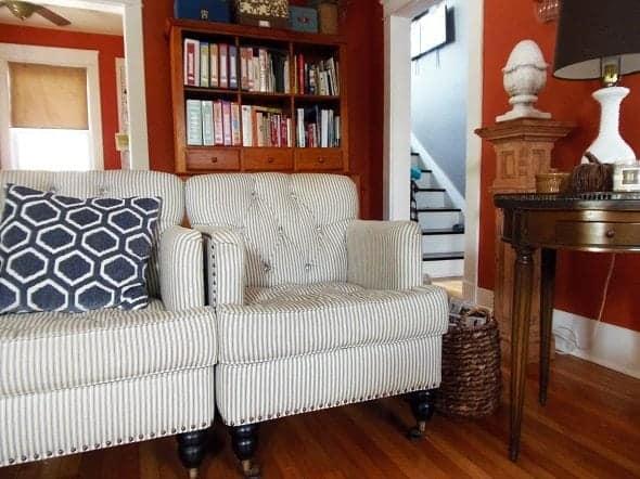 MFH Home Tour: Living Room