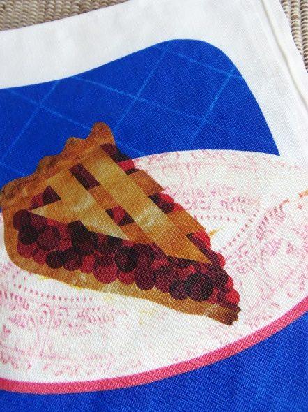 Cherry Pie Closeup