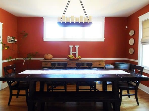 Dining Room - Landscape View