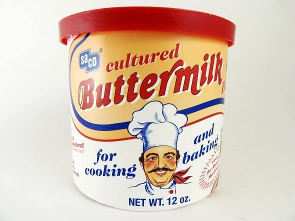 Powdered Buttermilk