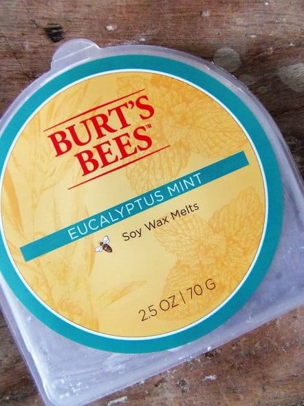 Burt's Bees Wax Melts