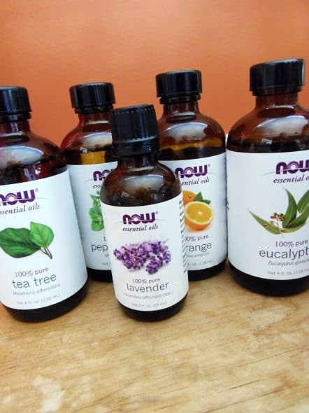 Now Essential Oils