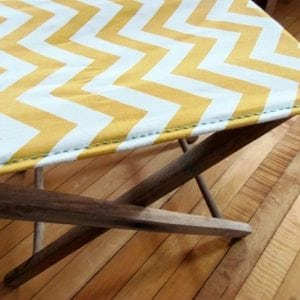 Vintage Camp Chair Makeover