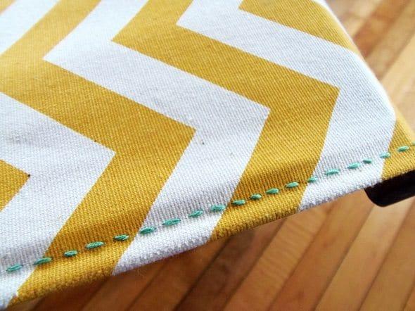 Stitching Closeup