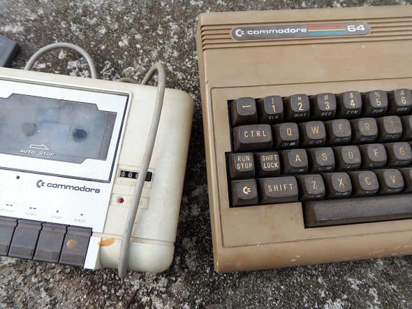 Commodore Electronics