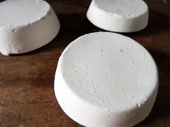 How to Make Shower Melts