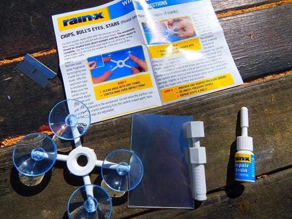 Windshield Repair Supplies