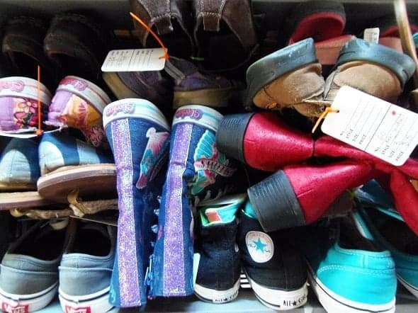 Shoes for Consignment