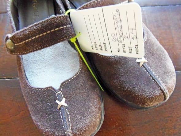 Zip-Tied Shoes